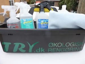 Try rengoering