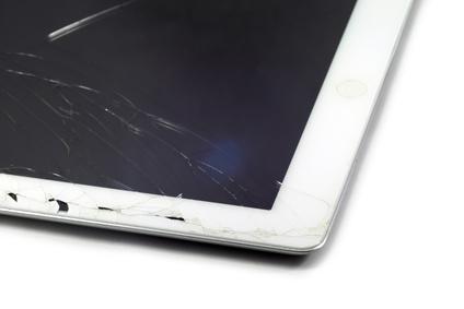 Ødelagt iPad